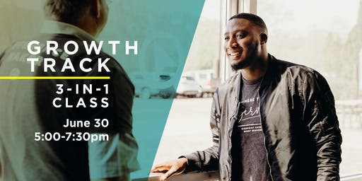Growth Track 3-in-1 June 2019