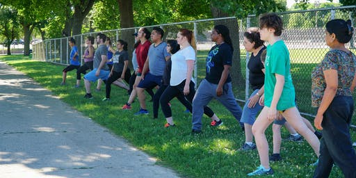 Fitness in the Parks: FREE BOOTCAMP CLASSES