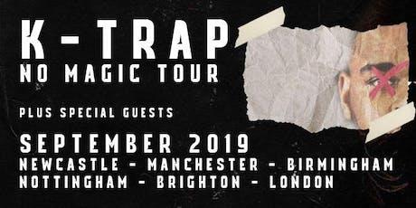 K-Trap: No Magic Tour tickets