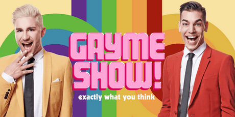 Gayme Show with Dave Mizzoni and Matt Rogers tickets
