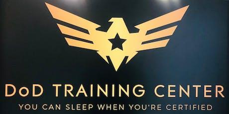 Open House: DoD Training Center  tickets