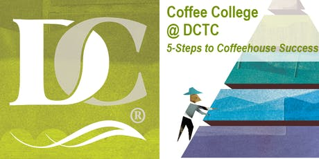 5-Steps to Coffeehouse Success (2 Days) tickets