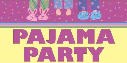 Pajama Party Retreat February11-14, 2020