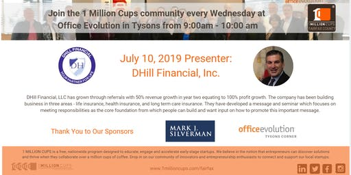 July 10th Presenter: DHill Financial, Inc.