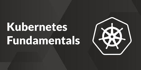Kubernetes Fundamentals - Copenhagen tickets