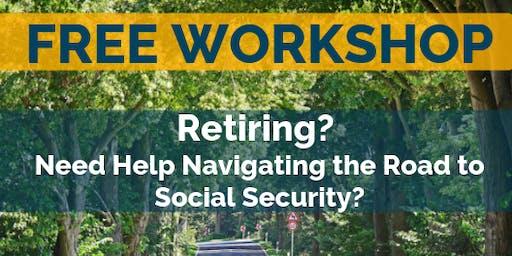 Free Social Security Workshop