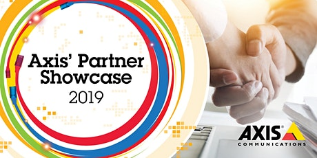 Axis Communications Partner Showcase 2020 tickets