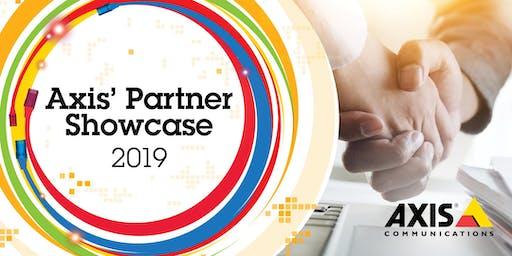 Axis Communications Partner Showcase 2020