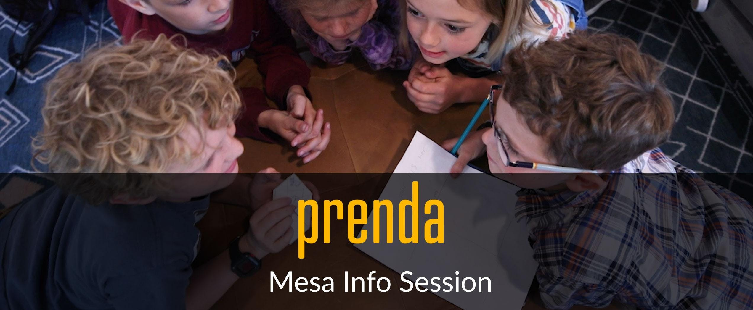 Info Session: is a Microschool right for your child? (Mesa)