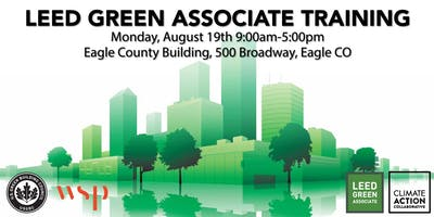LEED Green Associate Training Course