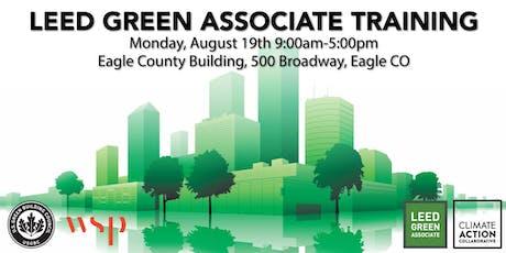 LEED Green Associate Training Course tickets