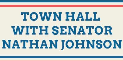 Senator Nathan Johnson Town Hall