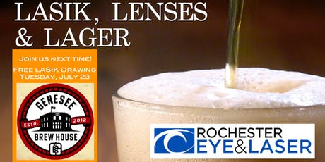 LASIK & Lager - Genesee Brew House tickets