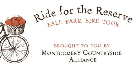 Ride for the Ag Reserve Bike Tour