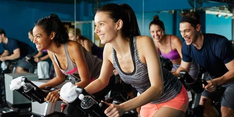 SPIN with Cecily Tickets, Tue, Aug 13, 2019 at 5:30 AM   Eventbrite