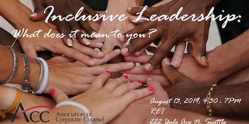 Inclusive Leadership: What does it mean to you?