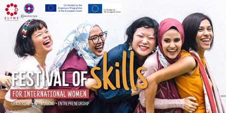 Festival of Skills for International Women tickets