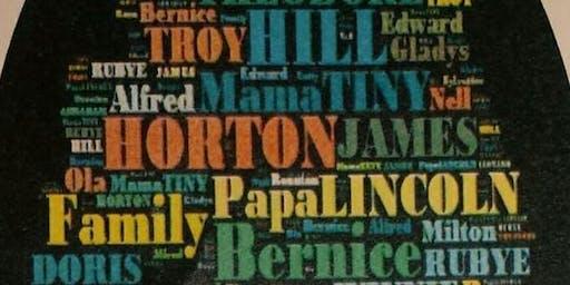 Hill-Horton Family Reunion 2019