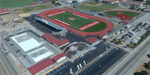 Grand Opening:  New SBHS Stadium & Aquatics Complex