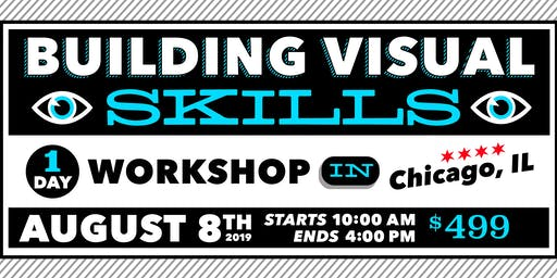 Building Visual Skills, 1-Day, August 2019