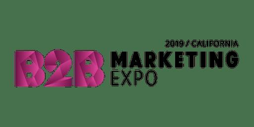 The B2B Marketing Expo