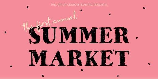 Summer Market 2019
