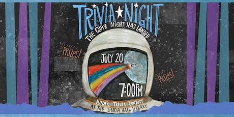 Apollo 11 Trivia Night at the Linda Hall Library tickets