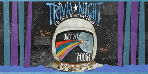 Apollo 11 Trivia Night at the Linda Hall Library