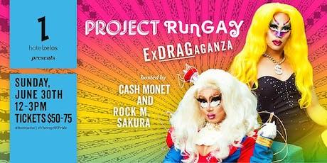 Project RunGAY ExDRAGaganza tickets