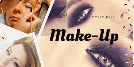 Corso di Make-Up biglietti