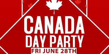 Canada Day Party @ Fiction Club // Fri June 28 | Ladies FREE Before 11PM tickets