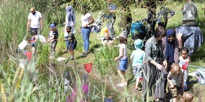Tower Hamlets Parks - Junior Ecology Workshops