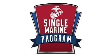 Henderson Hall Single Marine Program (SMP) Volunteer - Grate Patrol (July 30) tickets