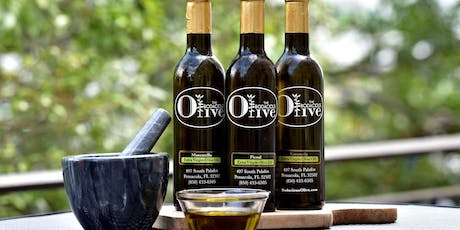 All About Olive Oil and Vinegar tickets