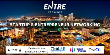 Silicon Valley Startup & Entrepreneur Networking tickets