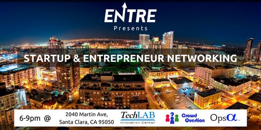 Silicon Valley Startup & Entrepreneur Networking