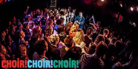 Choir! Choir! Choir! with ArtPower at UC San Diego tickets