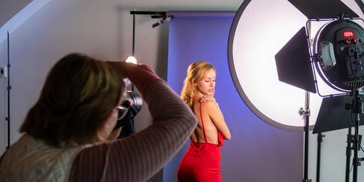 Introduction to Portrait Lighting with Rotolight [Carmarthen]