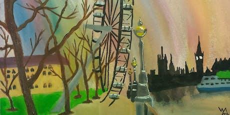 Paint London! Farringdon, Wednesday 4 September tickets