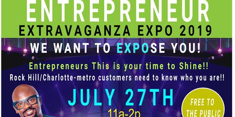 "Entrepreneur Extravaganza Expo ""2019"" tickets"