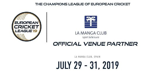 European Cricket League - La Manga Club