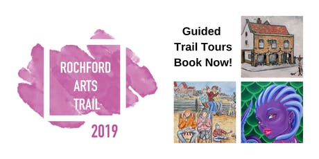 Rochford Art Trail Guided Tours tickets