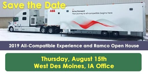 2019 All-Compatible Experience and Ramco Open House