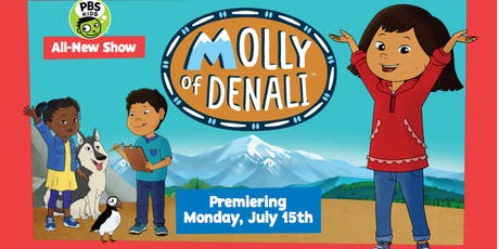 """Molly of Denali"" -  Free Screening tickets"