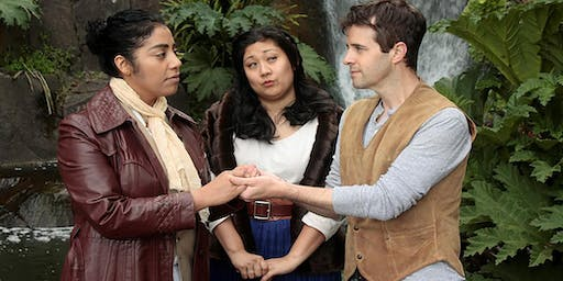 Free Shakespeare in the Park Featuring 'As You Like It: A New Musical'