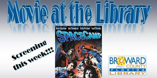 Stellar Sunday! Space Movies at the Library
