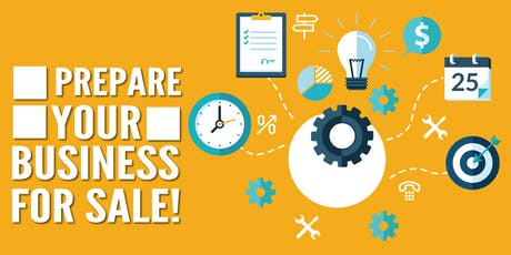 Innovation Labs Event - Prepare Your Business for Sale tickets