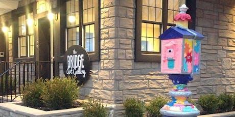 June Bridge Art Exchange - FREE Event tickets