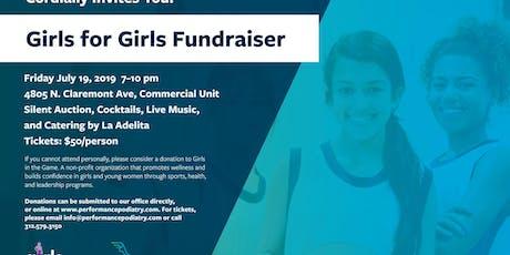 Girls for Girls Fundraiser tickets