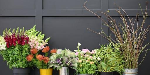 Beauty in Blossom- Floral Design Workshop